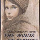 Winds Of March KATIE ROSE SERIES Lenora Weber Beany Malone 1st DJ