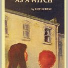 No Such Thing as a Witch MAGIC Greyhound Story Book SIAMESE CATS Taffy FUDGE Ruth Chew VERY GOOD HB