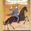 Favorite Fairy Folk Tales Told In Scotland LEGENDS Scottish Stories VIRGINIA HAVILAND 1st Ed HB
