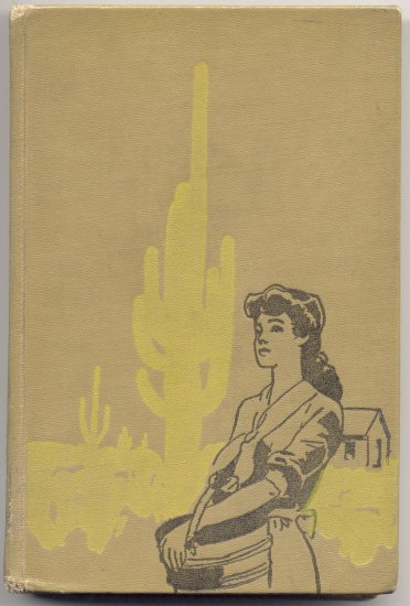 Candle in the Sun INDIANA Artesia NEW MEXICO Elisabeth Hamilton Friermood 1955 HB