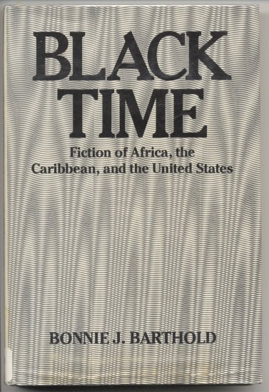 BLACK TIME FICTION Caribbean UNITED STATES AMERICAN Africa  AMERICANA African 1st DJ