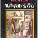 SPRIG MUSLIN Georgette Heyer REGENCY ROMANCE 1956 1st Edition HB w/ DJ