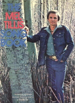 MEL TILLIS SONG BOOK Country Songbook RUBY DON
