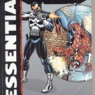 THE ESSENTIAL Volume 1 The Punisher SPIDER MAN Captain America DAREDEVIL Huge Comic Book CARTOON
