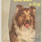 Lad A Dog~Albert Terhune~COLLIE~Sam Savitt~Vintage