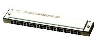 Harmonica - TREMOLO 21 (No.3121) 12 Major Keys C