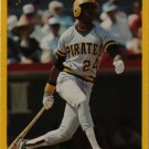 Barry Bonds 1987 Classic Update Baseball Card,cards