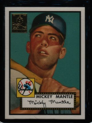 Mickey Mantle 1996 Topps 19 Card REPRINT SET Baseball Card, cards