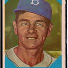 1960 Fleer Zack Wheat #12 Dodgers Baseball Card, cards