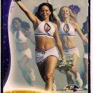 2009 Topps Set of Football Cheerleaders Card, cards