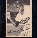 1970 Topps Deckle Edge Rod Carew Twins #12 Baseball Card, cards