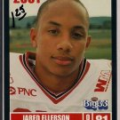 Big 33 Ohio 2001 Jared Ellerson Football Card, cards