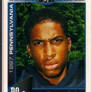 Big 33 Pennsylvania 1997 Dante Coles Football Card, cards
