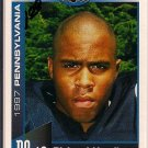 Big 33 Pennsylvania 1997 Richard Hamilton Football Card, cards