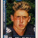 Big 33 Pennsylvania 1997 Mike McMahon Football Card, cards