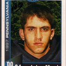Big 33 Pennsylvania 1997 Laban Marsh Football Card, cards