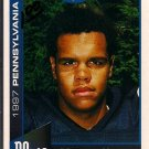 Big 33 Pennsylvania 1997 Marcus Hoover Football Card, cards