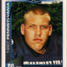 Big 33 Pennsylvania 1997 Matt Wincek Football Card, cards