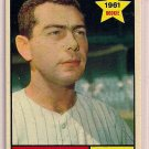 1961 Topps Ken Hunt #156 Los Angeles Angels Baseball Card, cards