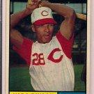1961 Topps Vada Pinson #110 Cincinnati Reds Baseball Card, cards