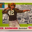 1955 Topps All American Dick Kazmaier #23 Princeton Football Card, cards