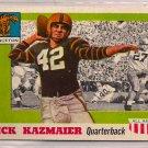 1955 Topps All American Dick Kazmaier #23 Princeton Football Card, cards