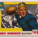 1955 Topps All American Harry Newman #62 Michigan Football Card, cards