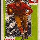 1955 Topps All American Gene McEver #74 Tennessee Football Card, cards