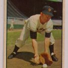 1953 Bowman Color Davey Williams #1 New York Giants Baseball Card, cards