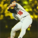 1995  Select Certified Edition Mirror Gold Hideo Nomo #98 Dodger Rookie Baseball Card,cards