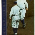 Babe Ruth 1995 Upper Deck Hero #78 Baseball Card cards