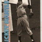 1998 Fleer Tradition Mickey Mantle Monumental Moments #1 of 10 Baseball Card, cards