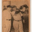 "1948 Swell ""The Babe Ruth Story"" in The Making #23 Baseball Card, cards"