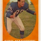 1958 Topps Gino Marchetti Baltimore Colts #79 Football Card, cards