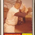 1961 Yankee World Champions Reprint 37 card set