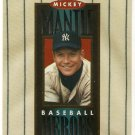 Mickey Mantle 1994 Upper Deck Heros 10 Card Set Baseball Card, cards