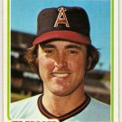 Nolan Ryan 1978 Topps #6 Angels Baseball Card, cards