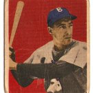 Billy Cox 1949 Bowman Rookie #73 G/VG Dodgers Baseball Card, cards