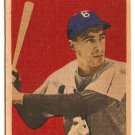 Billy Cox 1949 Bowman Rookie #73 EX+ Dodgers Baseball Card, cards