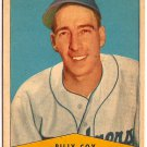 Billy Cox 1954 Red Heart Dodgers Baseball Card, cards