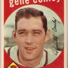 1959 Topps Gene Conley #492 Philadelphia Phillies Baseball Card, cards