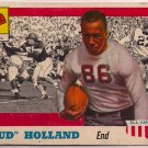 "1955 Topps All American ""Brud"" Holland Cornell #39 Card, cards"