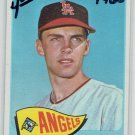 1965 Topps Dean Chance Los Angeles Angels Baseball Card, cards