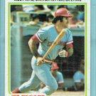 1978 Topps Pete Rose Cincinnati Reds Card, cards