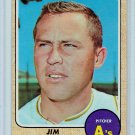 1968 Topps Jim Hunter #385 Oakland A's Baseball Card, cards