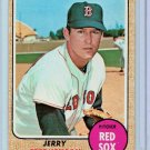 1968 Topps Jerry Stephenson #519 Boston Red Sox Baseball Card, cards