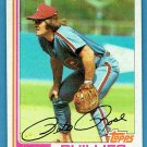 Pete Rose 1982 Topps #780 Phillies Baseball Card, cards