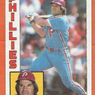 Pete Rose 1984 Topps#300 Phillies Baseball Card, cards