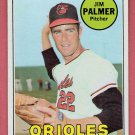 1969 Topps Jim Palmer #573 Baltimore Orioles  Baseball Card, cards JPG1314