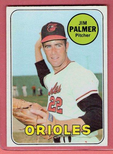 1969 Topps Jim Palmer #573 Baltimore Orioles  Baseball Card, cards JPG1314